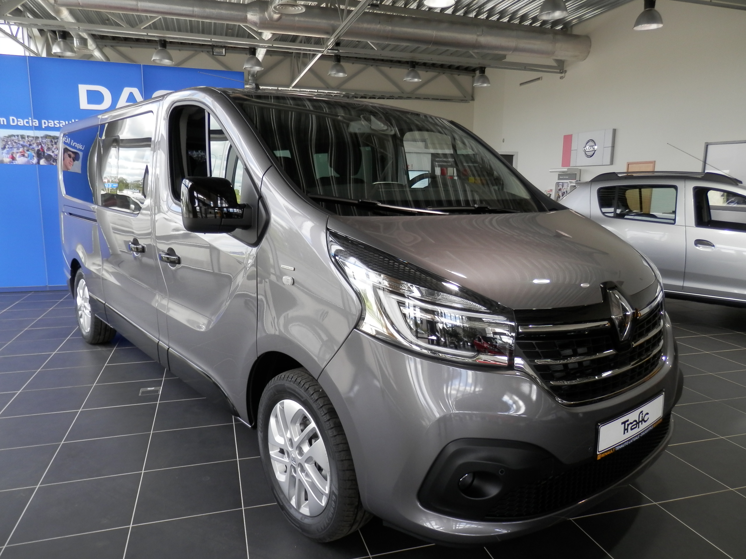 Renault Trafic 2.0dCi 145 EDC 6A/T 2WD SpaceClass